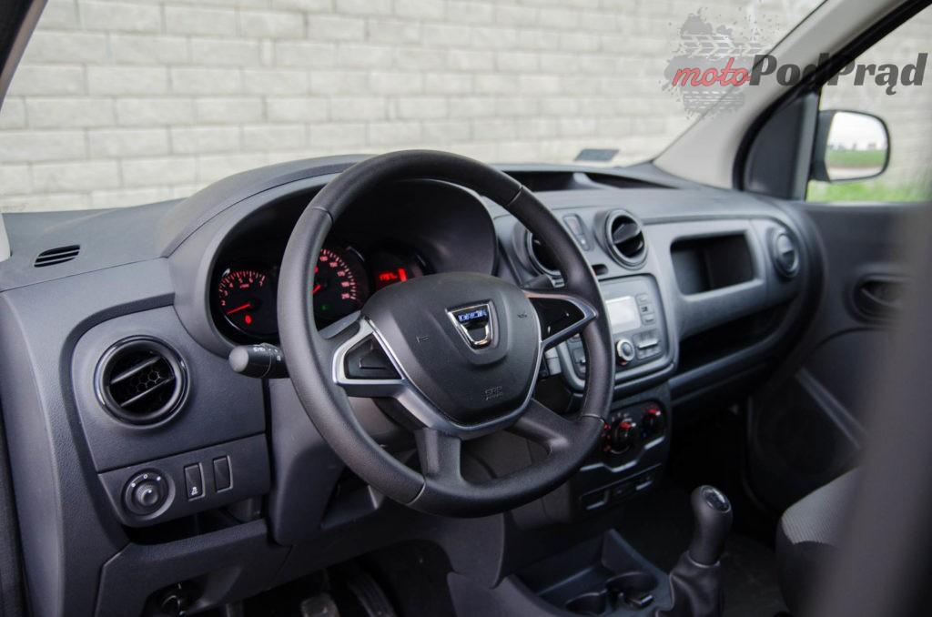 Dacia Dokker 21 1024x678 Test: Dacia Dokker VAN – mobilny serwis szybkiego reagowania
