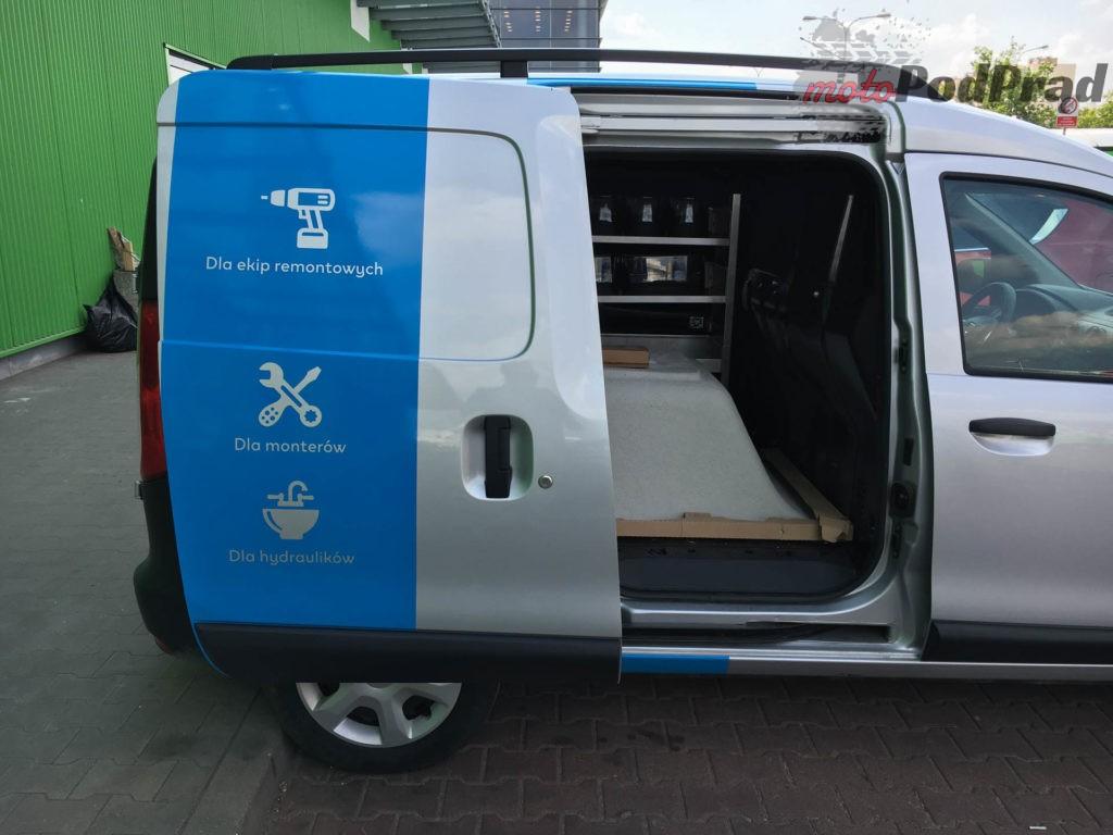 Dacia Dokker 22 1024x768 Test: Dacia Dokker VAN – mobilny serwis szybkiego reagowania