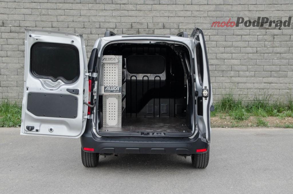 Dacia Dokker 5 1024x678 Test: Dacia Dokker VAN – mobilny serwis szybkiego reagowania