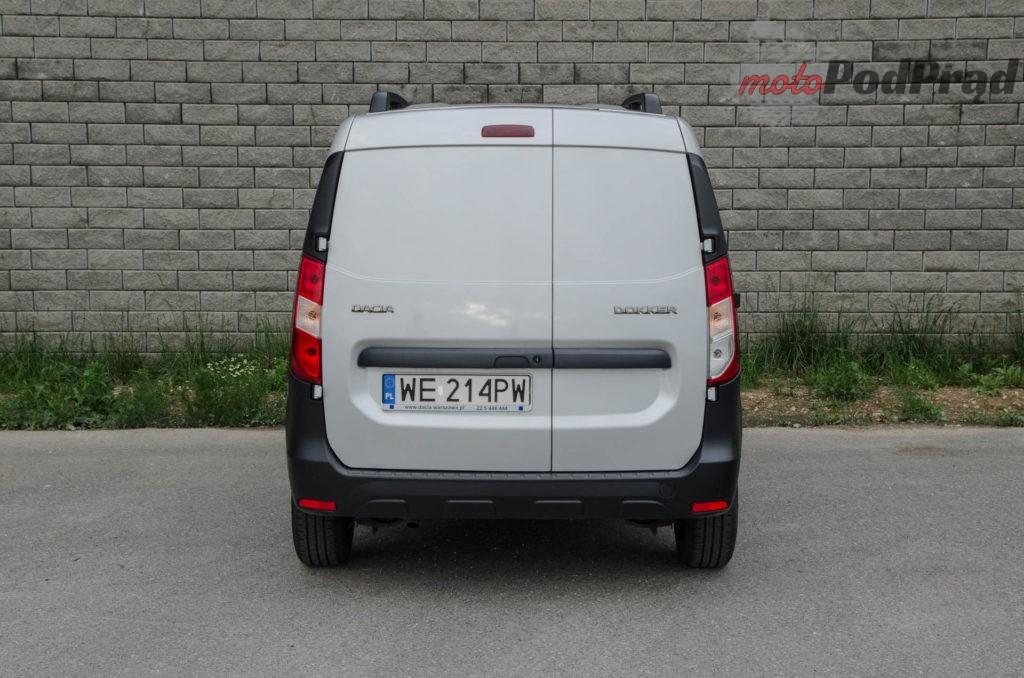 Dacia Dokker 6 1024x678 Test: Dacia Dokker VAN – mobilny serwis szybkiego reagowania