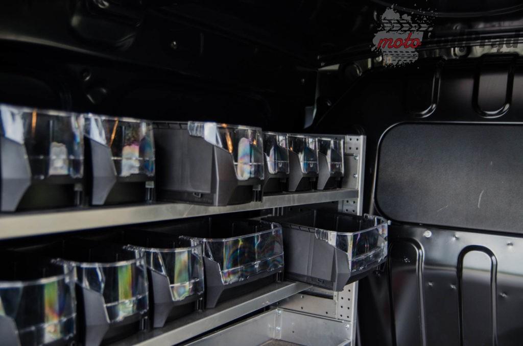 Dacia Dokker 9 1024x678 Test: Dacia Dokker VAN – mobilny serwis szybkiego reagowania