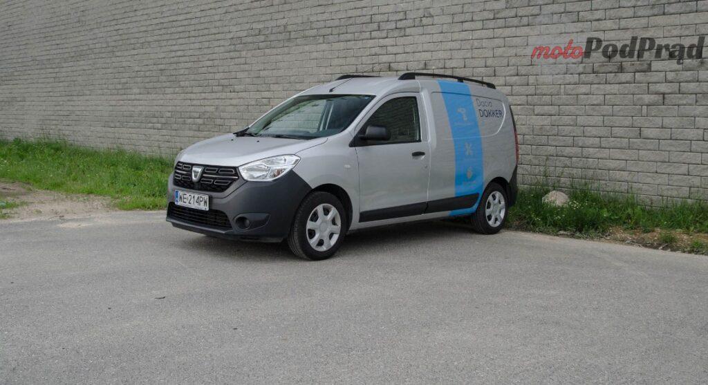 Dacia Dokker glowne 1024x557 Test: Dacia Dokker VAN – mobilny serwis szybkiego reagowania