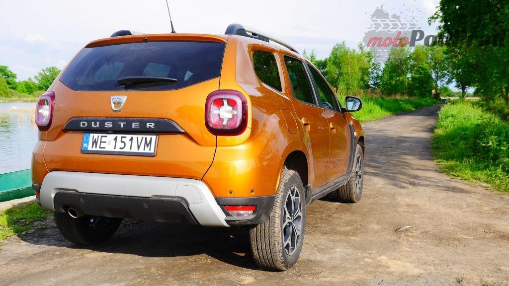 Dacia Duster 13 1 1024x576 Test: Dacia Duster 1.3 Tce 150 KM   z nowym sercem