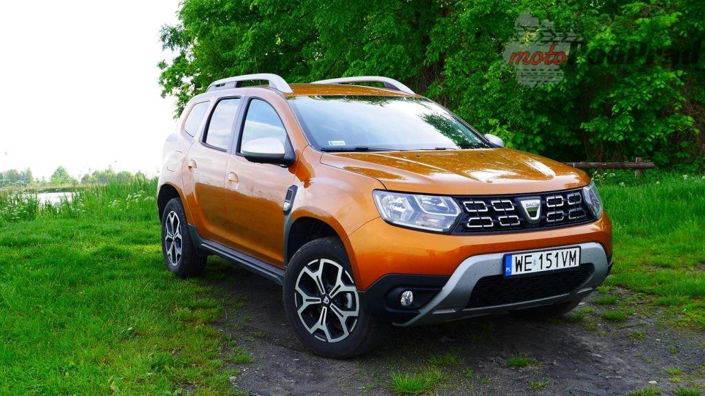 Dacia Duster 13 14 1024x576 Test: Dacia Duster 1.3 Tce 150 KM   z nowym sercem