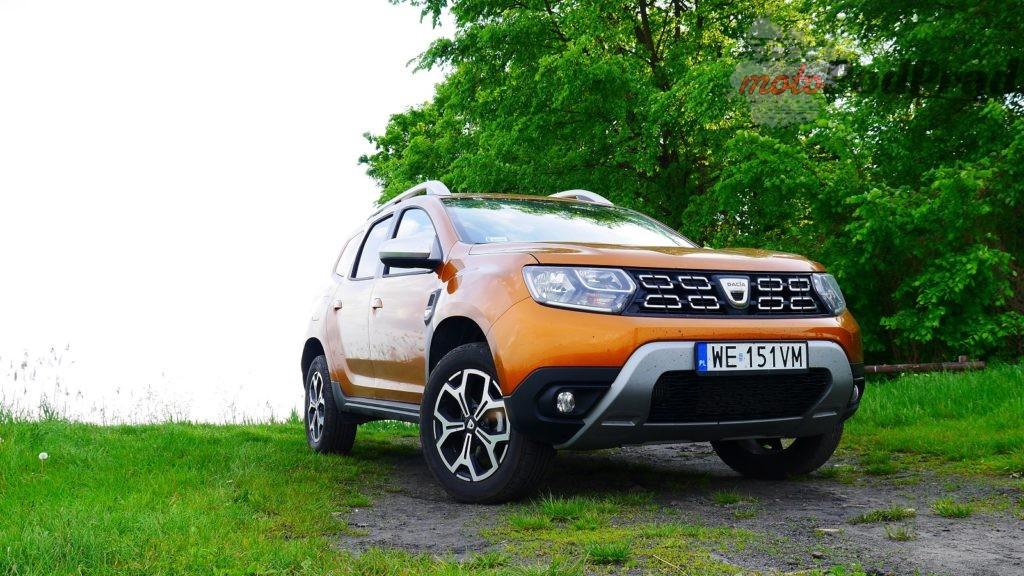 Dacia Duster 13 17 1024x576 Test: Dacia Duster 1.3 Tce 150 KM   z nowym sercem