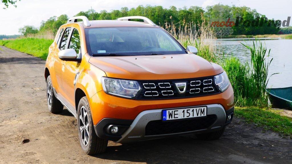 Dacia Duster 13 2 1024x576 Test: Dacia Duster 1.3 Tce 150 KM   z nowym sercem