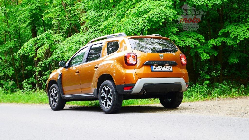 Dacia Duster 13 3 1024x576 Test: Dacia Duster 1.3 Tce 150 KM   z nowym sercem