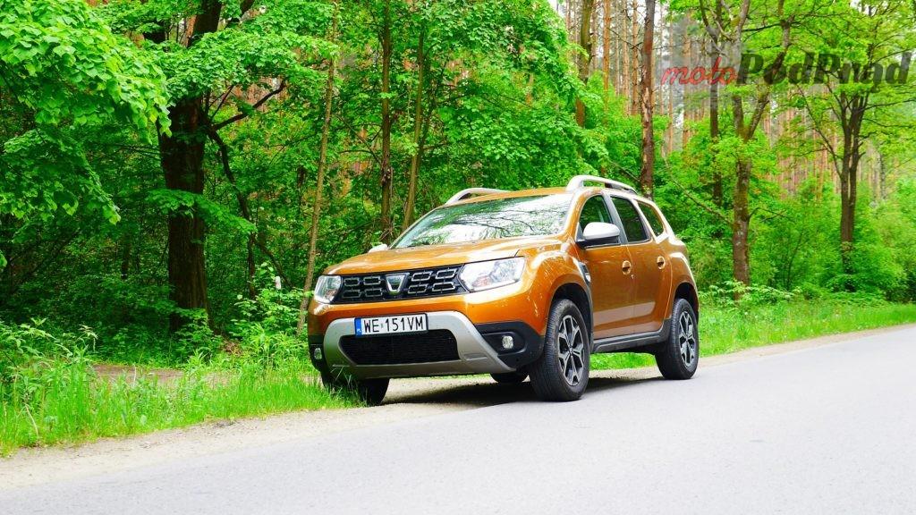 Dacia Duster 13 4 1024x576 Test: Dacia Duster 1.3 Tce 150 KM   z nowym sercem