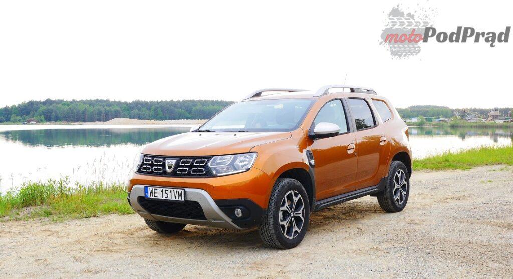 Dacia Duster 13 5 1024x557 Test: Dacia Duster 1.3 Tce 150 KM   z nowym sercem