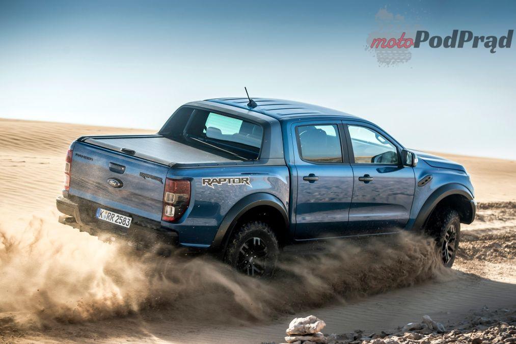 %name Ford Ranger Raptor wjeżdża do Polski