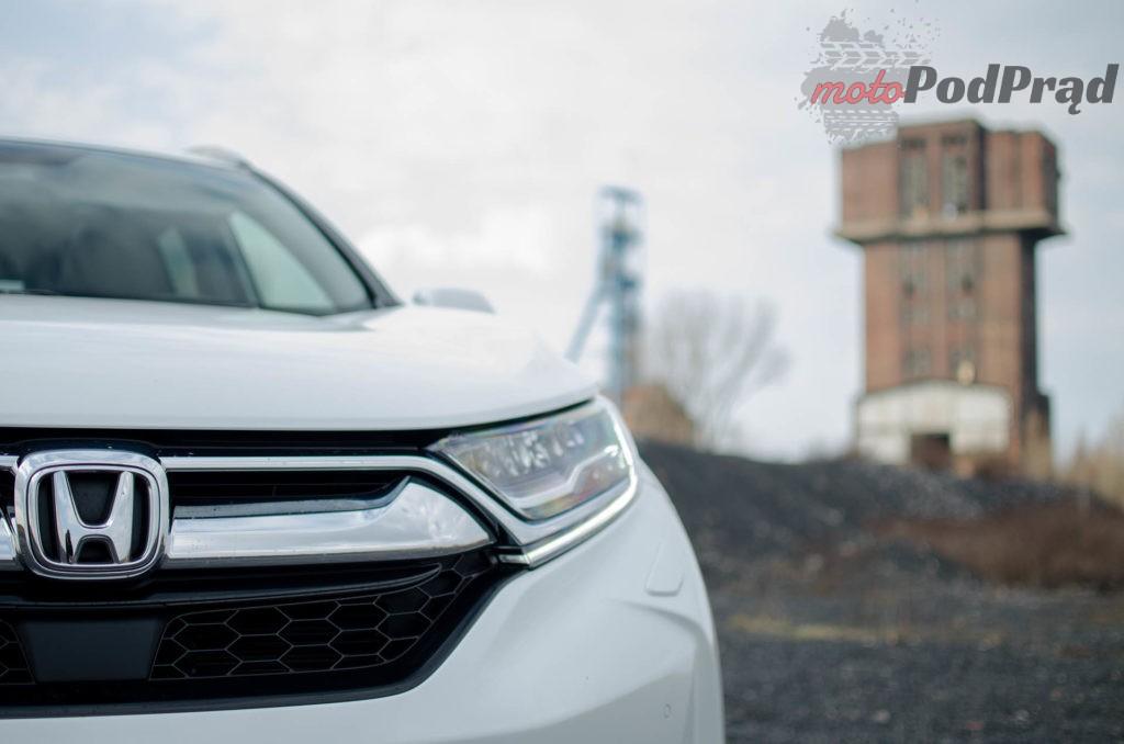 Honda C RV 15 1024x678 Test: Honda CR V Hybrid — Hybrydą na Śląsk