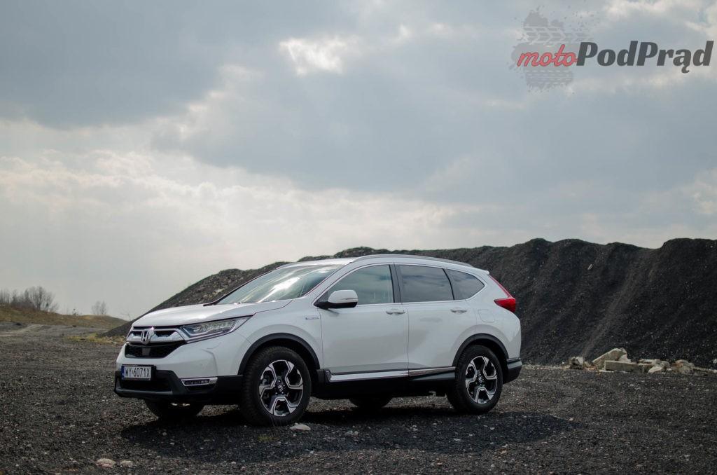 Honda C RV 16 1024x678 Test: Honda CR V Hybrid — Hybrydą na Śląsk