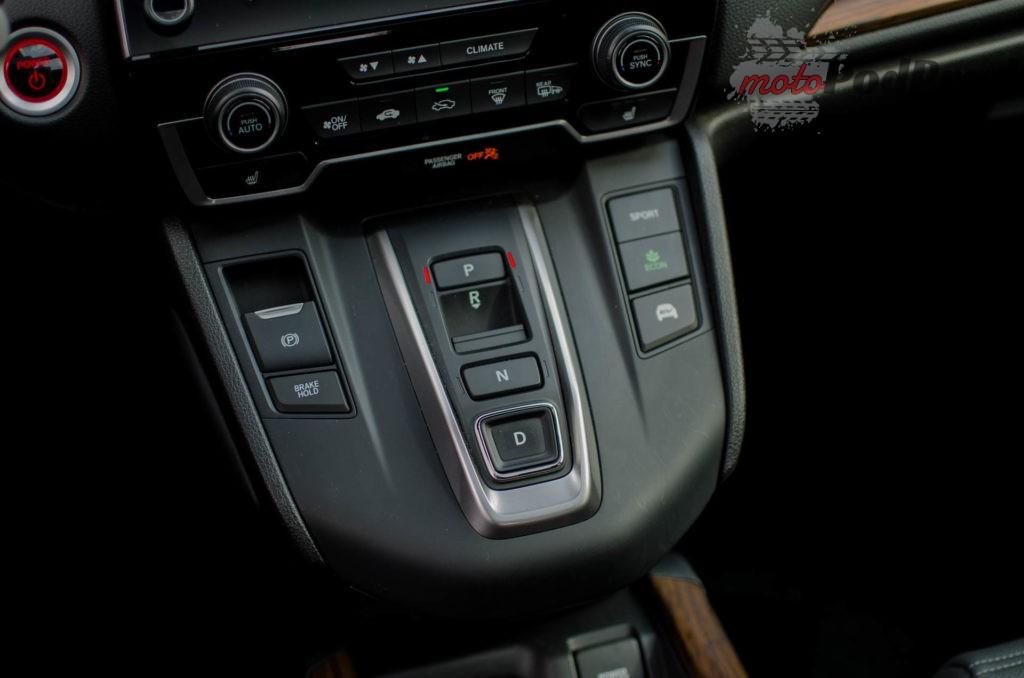 Honda C RV 18 1024x678 Test: Honda CR V Hybrid — Hybrydą na Śląsk