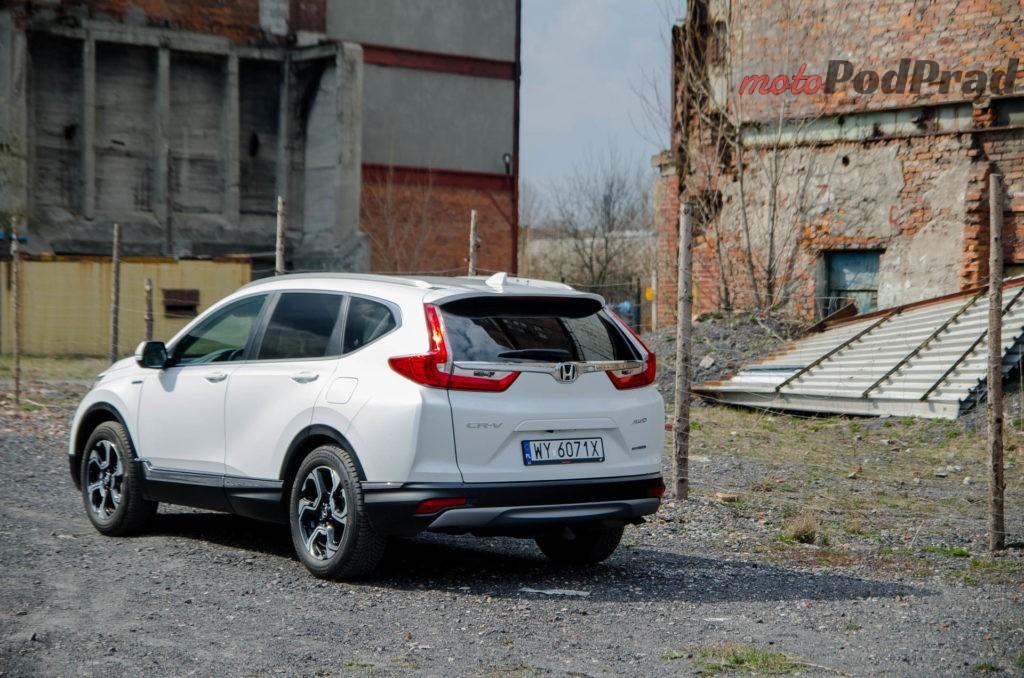 Honda C RV 7 1024x678 Test: Honda CR V Hybrid — Hybrydą na Śląsk