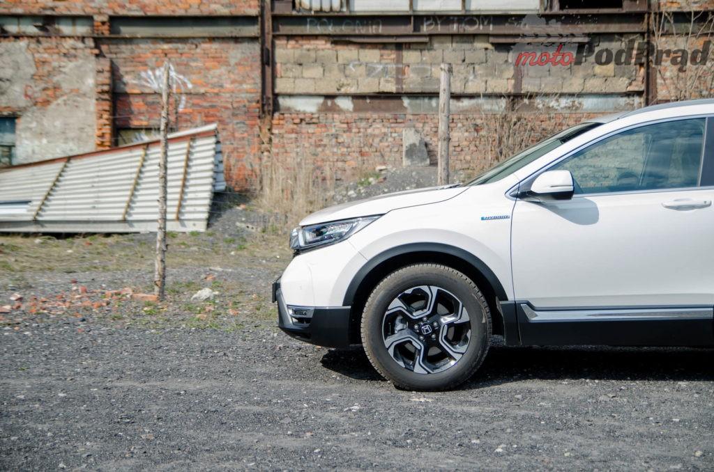 Honda C RV 8 1024x678 Test: Honda CR V Hybrid — Hybrydą na Śląsk