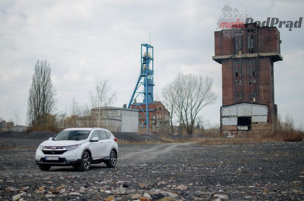 Honda CR V 1 1024x678 Test: Honda CR V Hybrid — Hybrydą na Śląsk