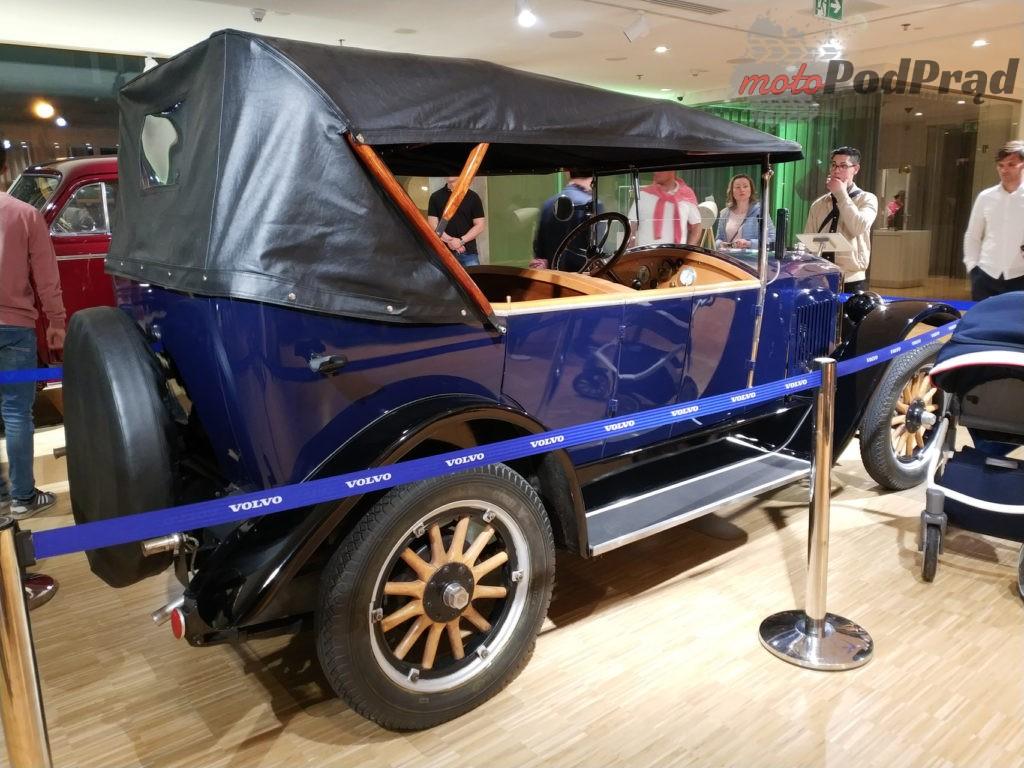 IMG 20190518 223824 1024x768 Noc Muzeów z Volvo   jak to się wszystko zaczęło?