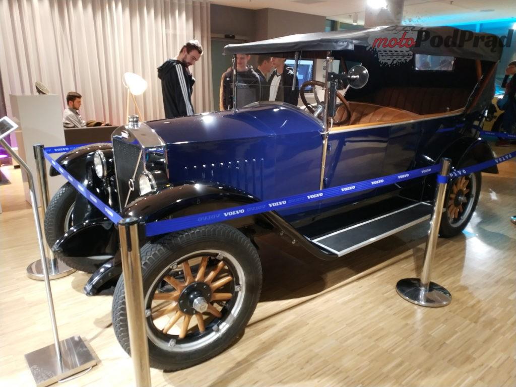 IMG 20190518 224034 1024x768 Noc Muzeów z Volvo   jak to się wszystko zaczęło?