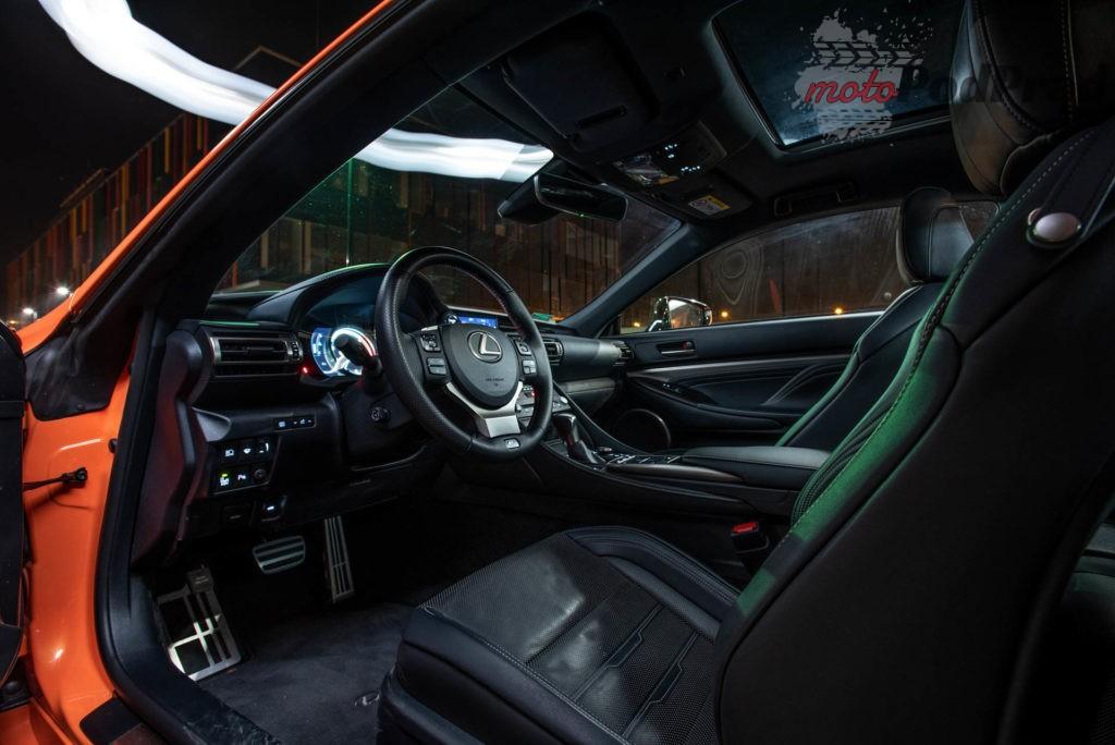 Lexus RC 20 1024x684 Test: Lexus RC 300h   owca w wilczej skórze