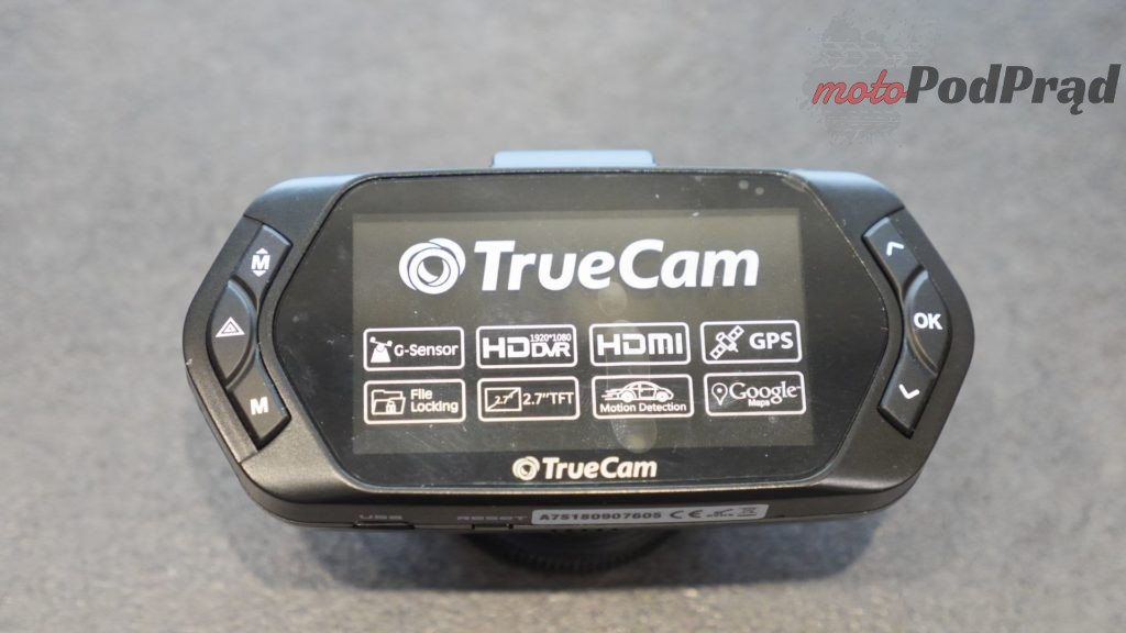 P1280118 1024x576 Test kamerki samochodowej: TrueCAM A7s