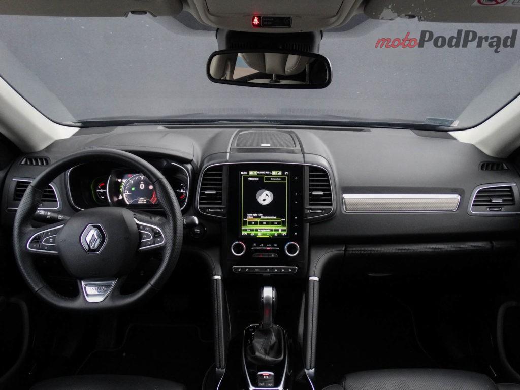Renault Koleos 10 1024x768 Test: Renault Koleos 2.0 dCi   kurs w dobrą stronę