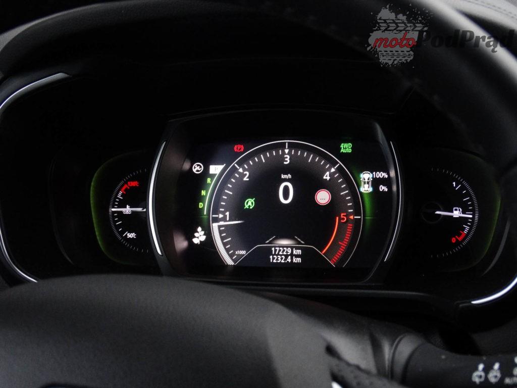 Renault Koleos 12 1024x768 Test: Renault Koleos 2.0 dCi   kurs w dobrą stronę