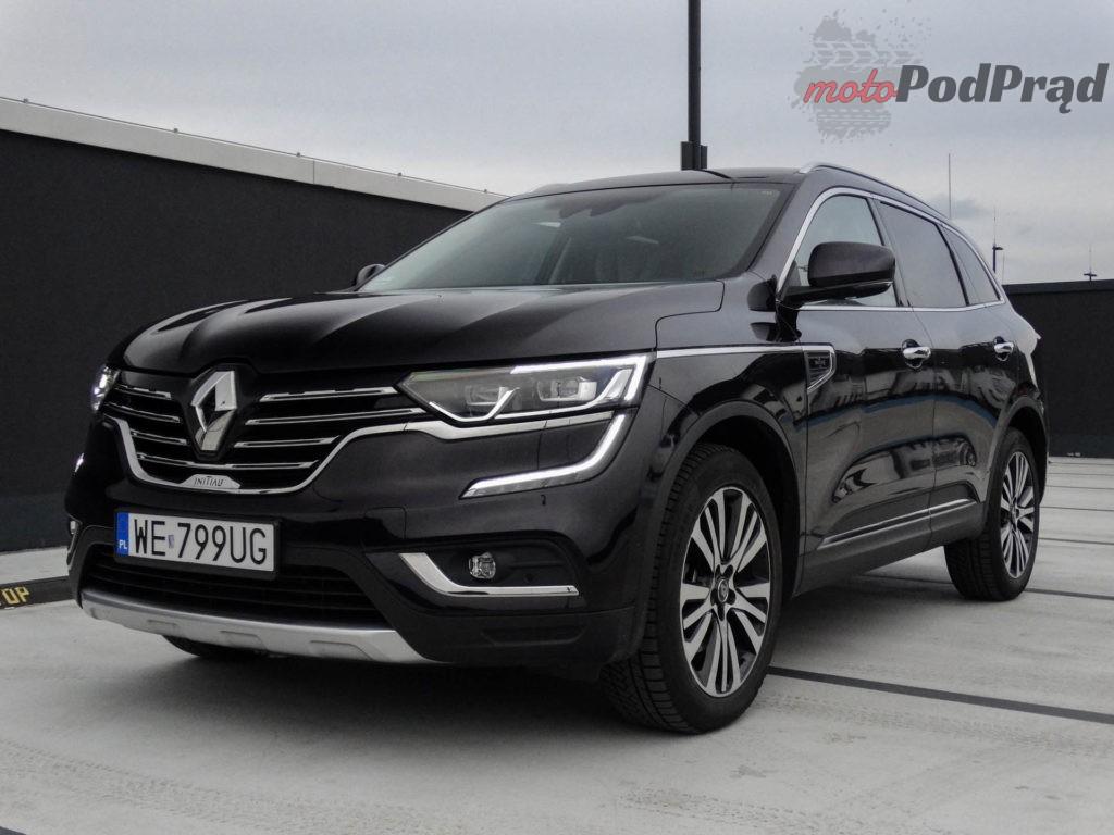 Renault Koleos 7 1024x768 Test: Renault Koleos 2.0 dCi   kurs w dobrą stronę