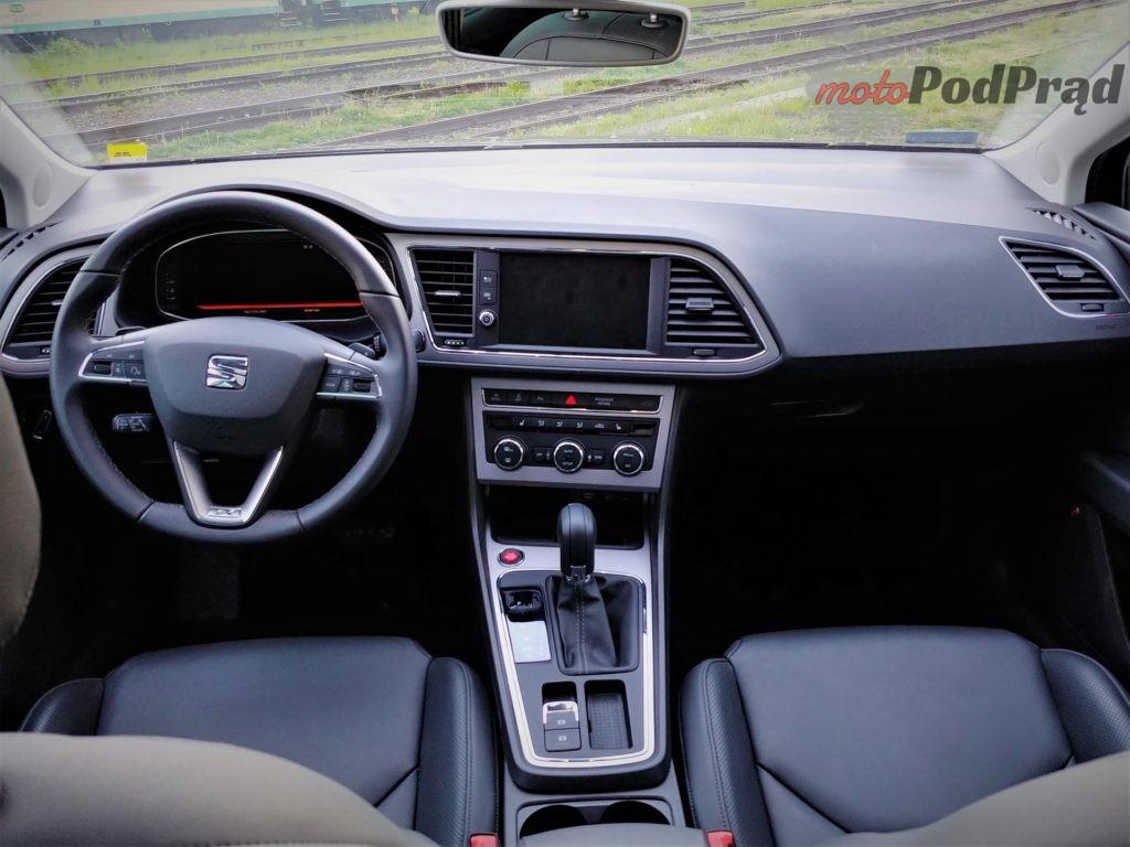 Seat Leon ST 12 1024x768 Test Seat Leon ST Xcellence   na majówkę