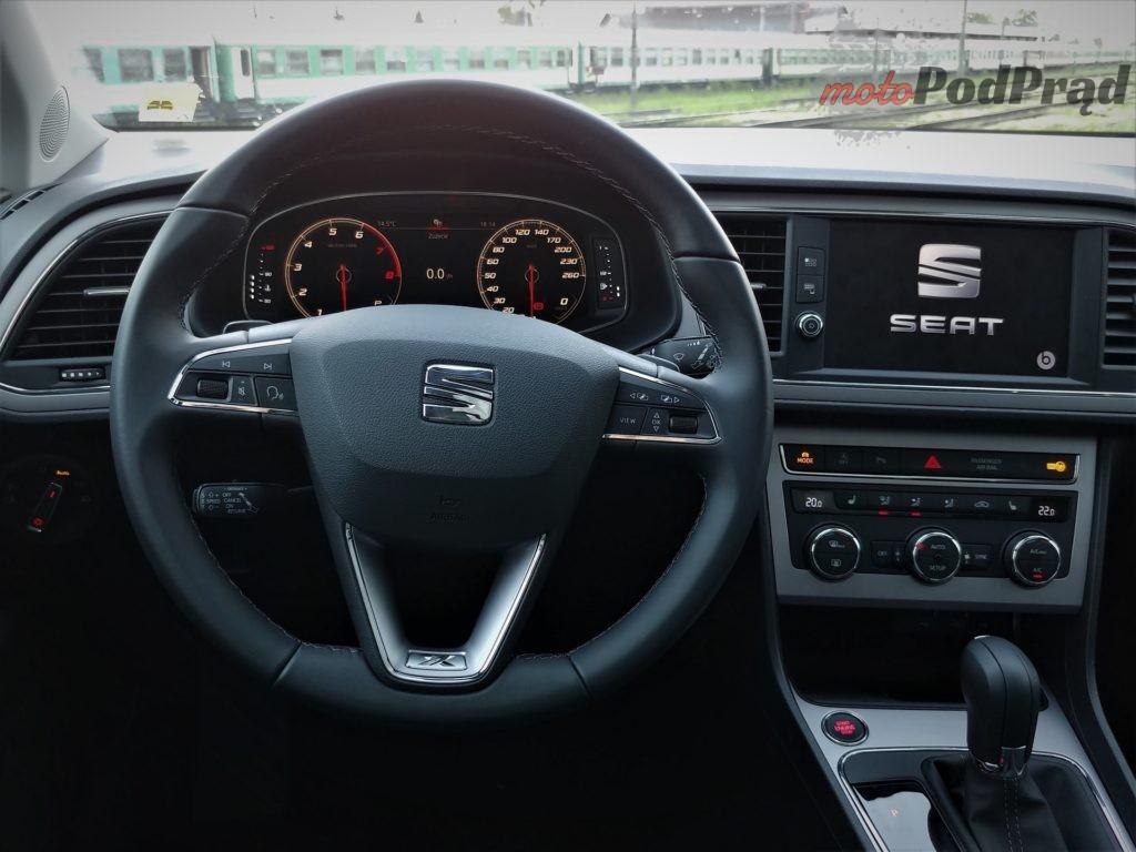 Seat Leon ST 13 1024x768 Test Seat Leon ST Xcellence   na majówkę