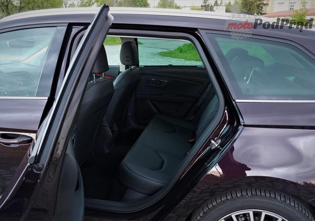 Seat Leon ST 28 1024x717 Test Seat Leon ST Xcellence   na majówkę