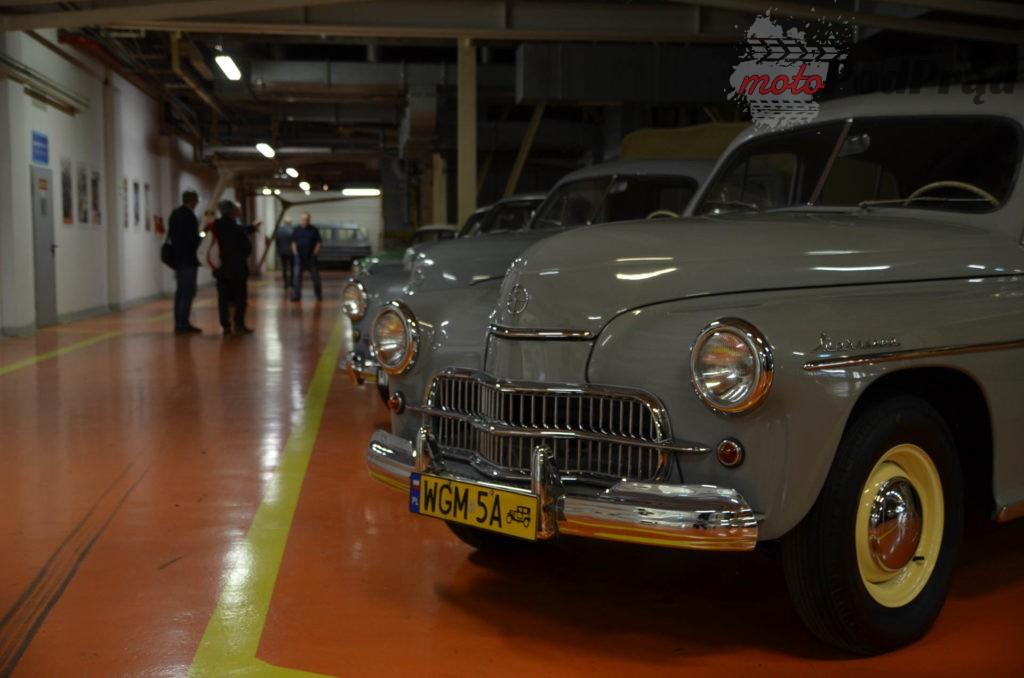 Wystawa Klasyki FSO 3 1024x678 Fabryka Samochodów Osobowych znowu otwarta!