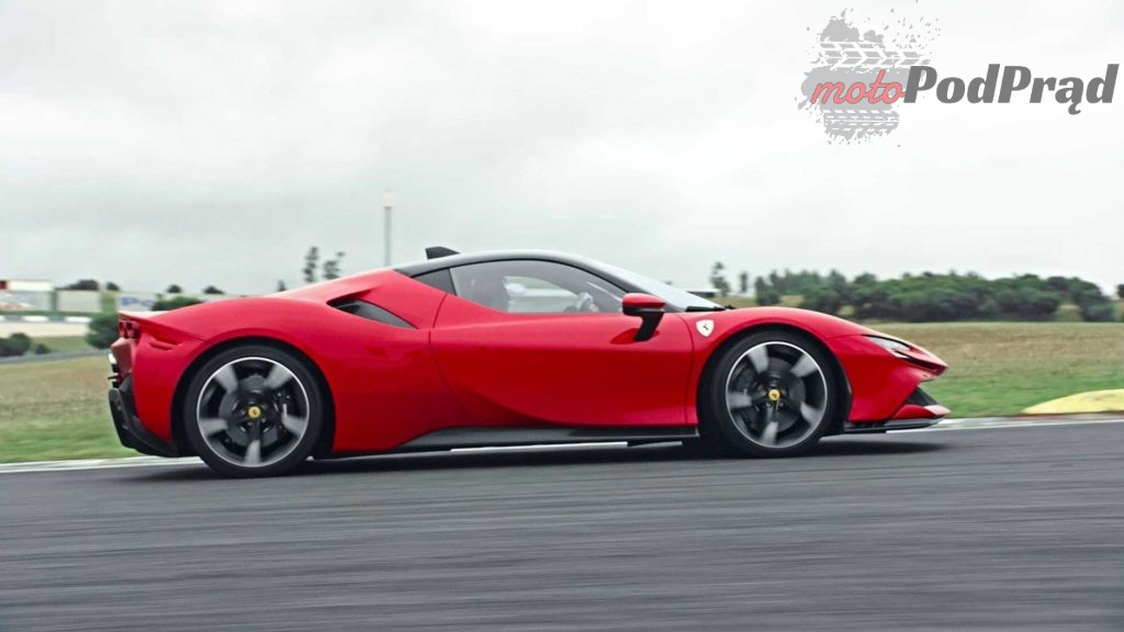 ferrari sf90 stradale 2 1024x576 1000 KM, V8 z turbo i napęd AWD   takie jest nowe Ferrari SF90 Stradale