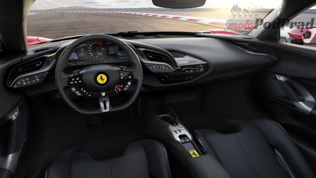 ferrari sf90 stradale 4 1024x576 1000 KM, V8 z turbo i napęd AWD   takie jest nowe Ferrari SF90 Stradale