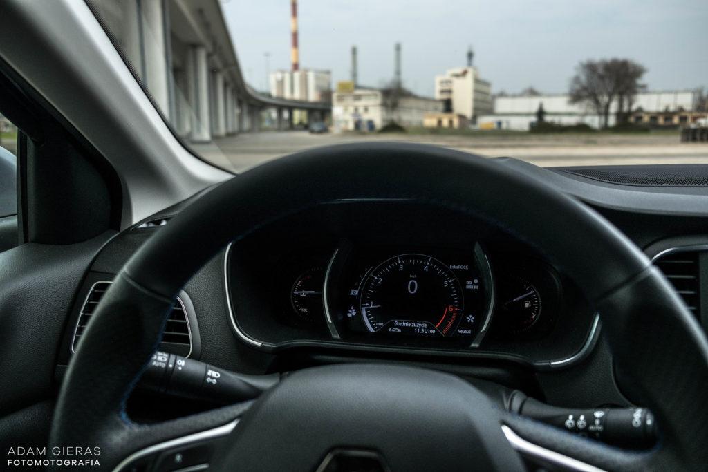 megane 11 1024x683 Test: Renault Megane GT Line TCe 160   sportowy tylko z wyglądu?