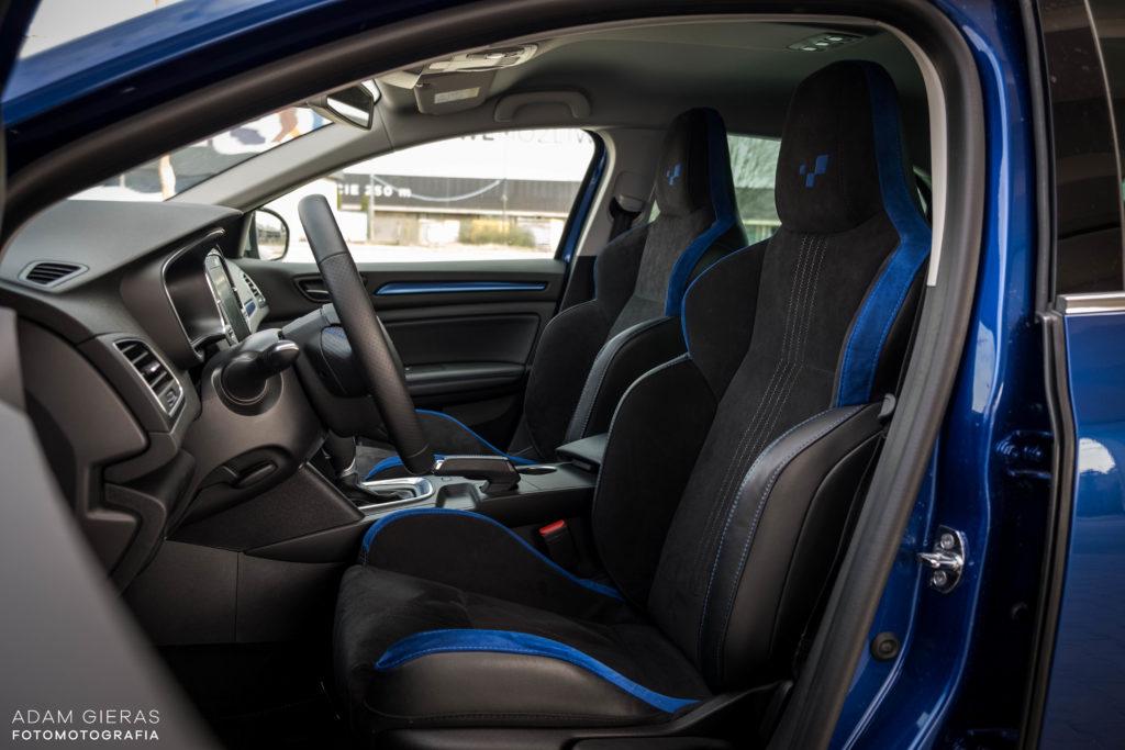 renault megane gtline 19 1024x683 Test: Renault Megane GT Line TCe 160   sportowy tylko z wyglądu?