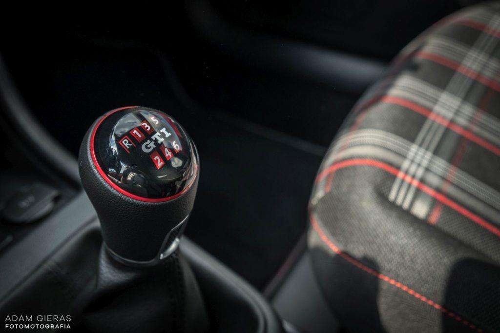 up wnetrze 7 1024x683 Test: Volkswagen up! GTI   tylko nie mów o nim mały!