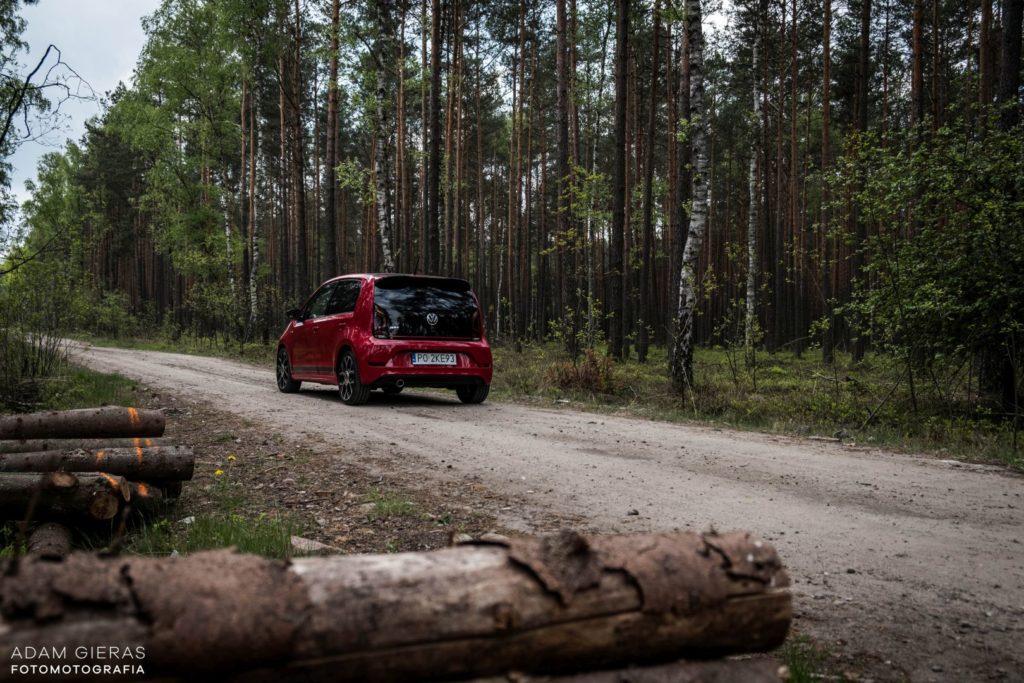 vw up gti 1 1024x683 Test: Volkswagen up! GTI   tylko nie mów o nim mały!