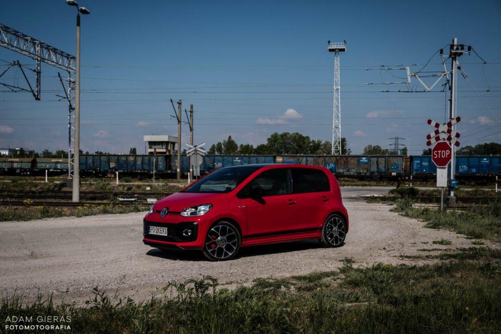 vw up gti 11 1024x683 Test: Volkswagen up! GTI   tylko nie mów o nim mały!