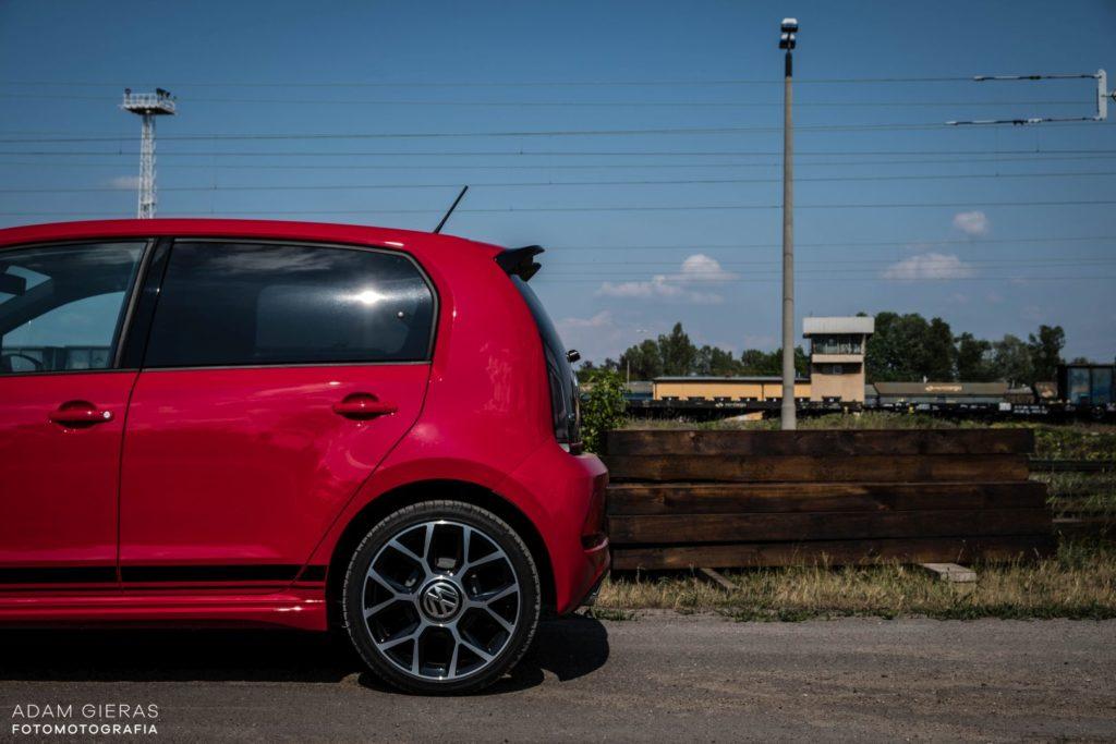 vw up gti 12 1024x683 Test: Volkswagen up! GTI   tylko nie mów o nim mały!