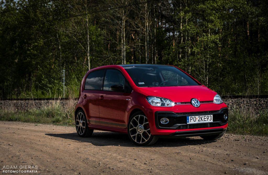 vw up gti 15 1024x668 Test: Volkswagen up! GTI   tylko nie mów o nim mały!