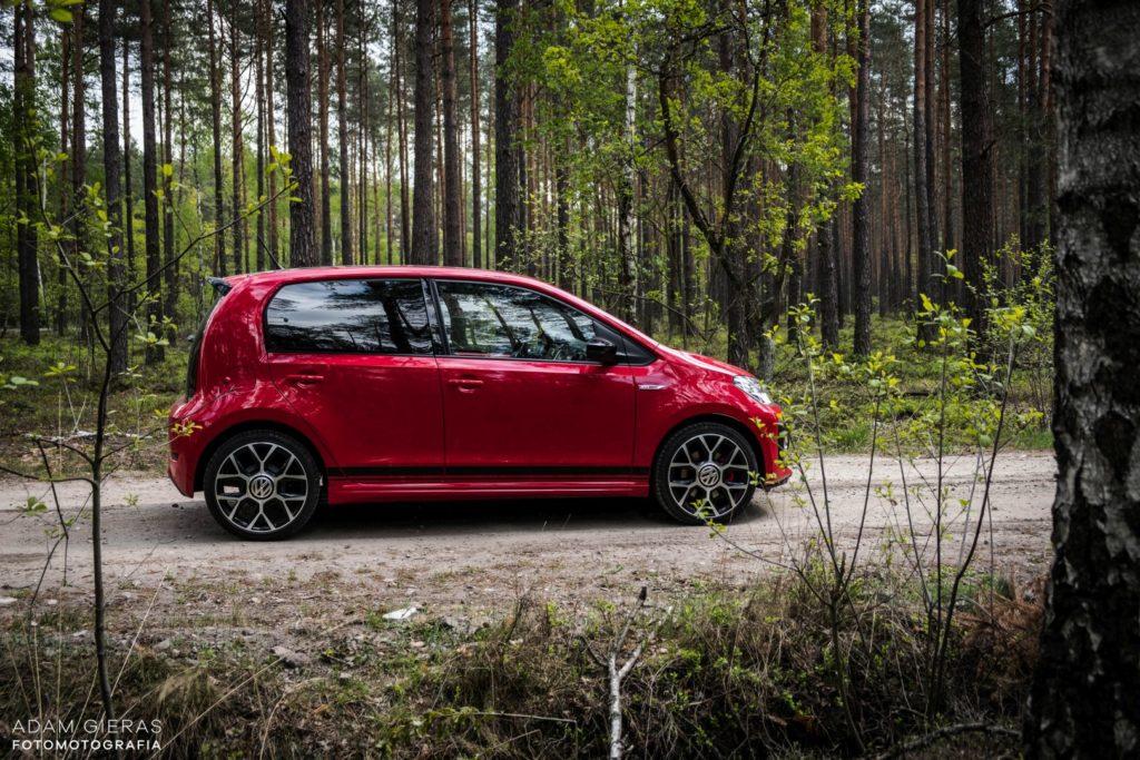 vw up gti 2 1024x683 Test: Volkswagen up! GTI   tylko nie mów o nim mały!