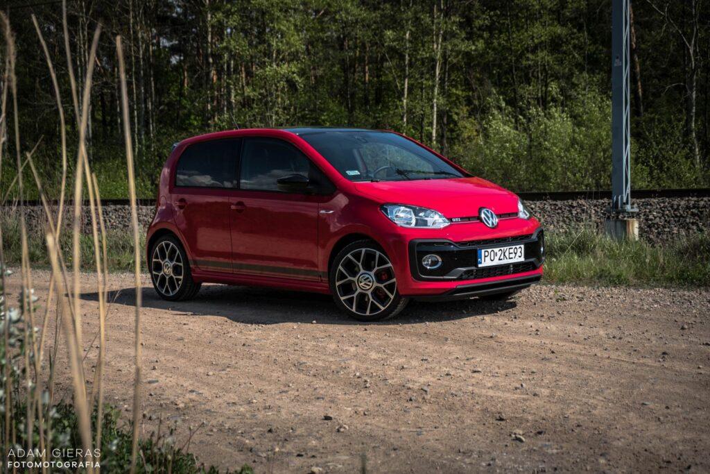vw up gti 3 1024x683 Test: Volkswagen up! GTI   tylko nie mów o nim mały!