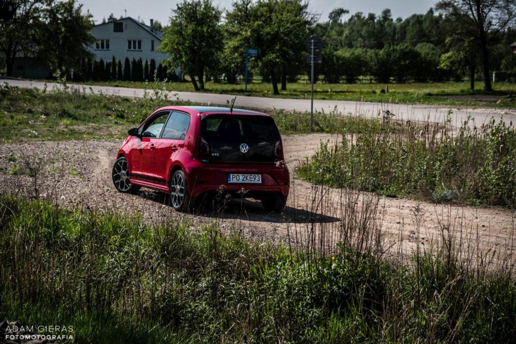 vw up gti 4 1024x683 Test: Volkswagen up! GTI   tylko nie mów o nim mały!