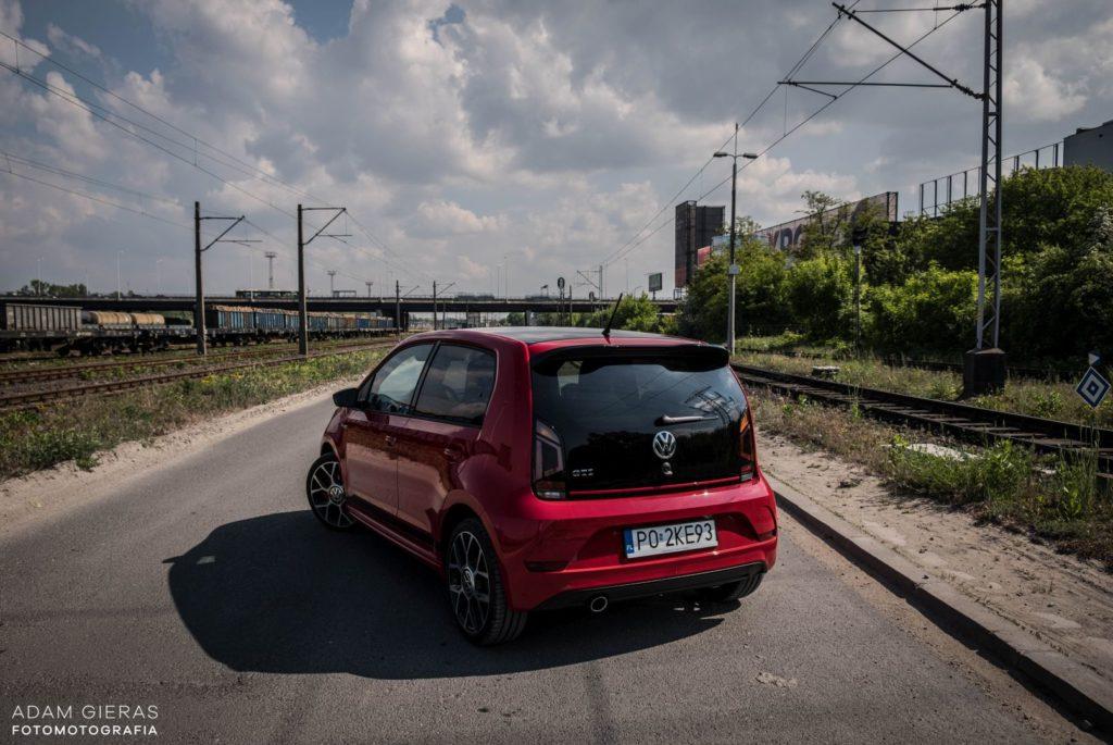 vw up gti 5 1024x685 Test: Volkswagen up! GTI   tylko nie mów o nim mały!