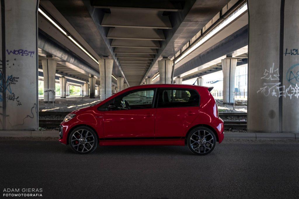vw up gti 6 1024x683 Test: Volkswagen up! GTI   tylko nie mów o nim mały!