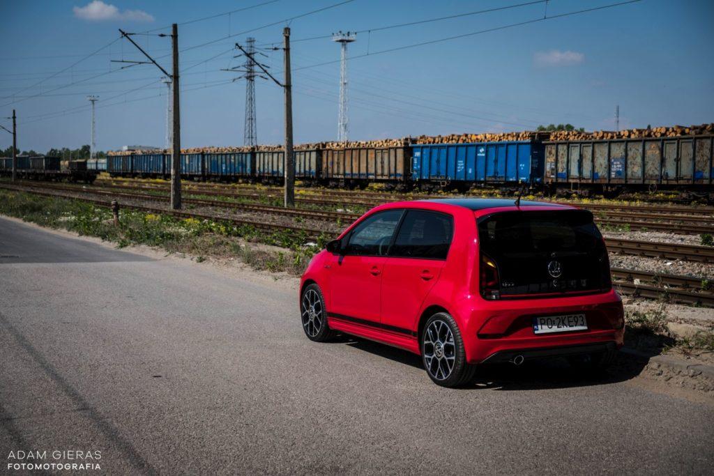 vw up gti 8 1024x683 Test: Volkswagen up! GTI   tylko nie mów o nim mały!