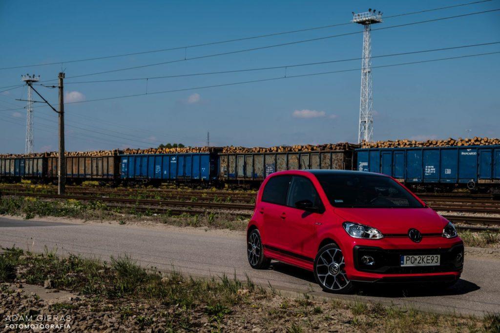 vw up gti 9 1024x683 Test: Volkswagen up! GTI   tylko nie mów o nim mały!