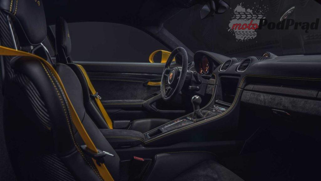 718 cayman gt4 1024x576 Porsche serii 718   6 cylindrów powraca