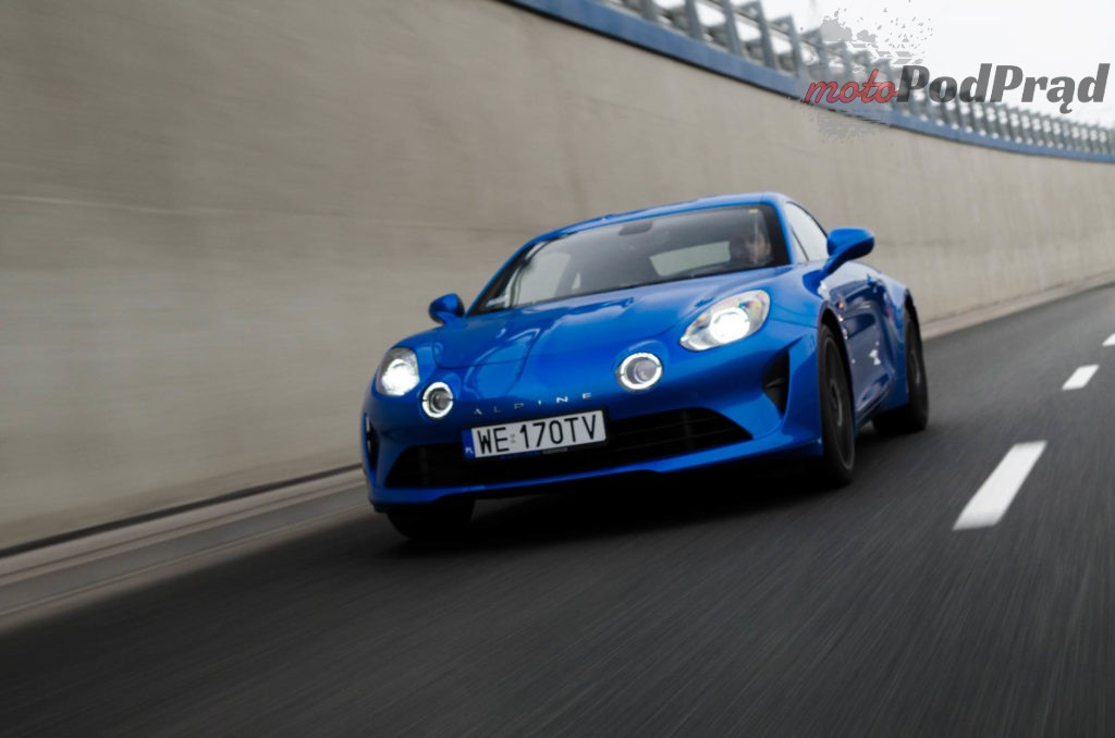 Alpine A110 1 1024x678 Test: Alpine A110 Premiere Edition   dla takich aut warto żyć