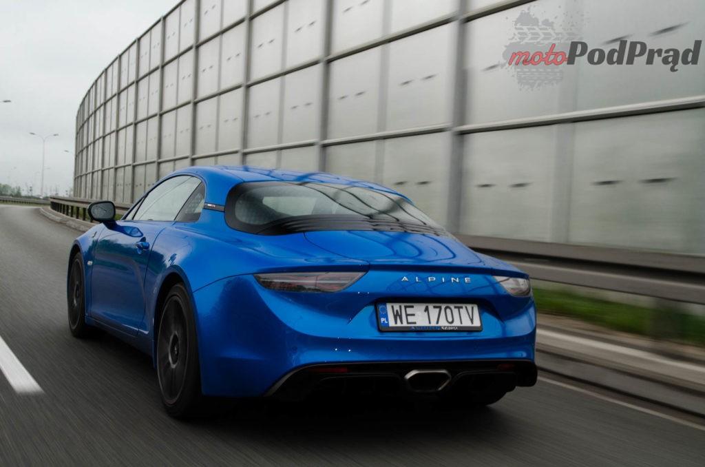 Alpine A110 2 1024x678 Test: Alpine A110 Premiere Edition   dla takich aut warto żyć